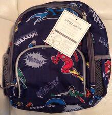 Pottery Barn Kids Justice League Mini Pre~School Backpack Nwt! Batman Flash