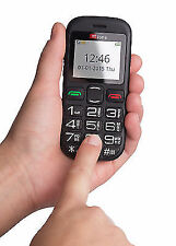 TTfone Jupiter 2 Big Button EE Payg Pay As You Go Easy Simple Mobile Phone