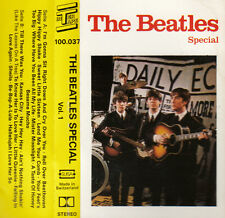 K 7 AUDIO (TAPE)  THE BEATLES  *THE BEATLES SPECIAL* (MADE IN SWITZERLAND)