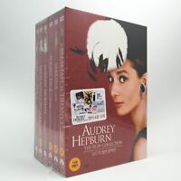 Audrey Hepburn : The Ruby Collection - DVD Box Set / 6 Movies included