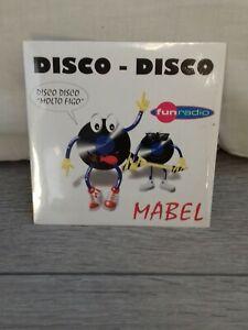 Cd Single 2 Titres Mabel Disco Disco Molto Figo Fun Radio