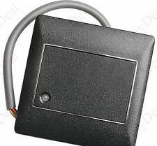 External Card Reader Waterproof RFID EM4102 Wiegand 26