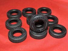 Model Truck Parts AMT Peterbilt Wrecker Firestone Tires 1/25