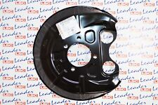 GENUINE VAUXHALL SIGNUM / VECTRA C - REAR LEFT / LH DISC BRAKE SHIELD - NEW