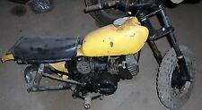 SUZUKI JR50 MOTO CROSS USED 1980 OEM BARN FRESH MINI BIKE AHRMA FREE PICK-UP