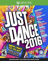 Just Dance 2016 (Microsoft Xbox One, 2015) Brand New