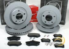 Mercedes A-Klasse W176 - Zimmermann Bremsscheiben Bremsbeläge für vorne hinten