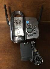 Panasonic Kx-Tg5433 5.8 Ghz Digital Answering system