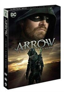 Arrow - Stagione 8 (3 DVD) - ITALIANO ORIGINALE SIGILLATO -