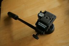 Manfrotto #200 Video pan and tilt head complete with pan bar