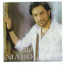 Arabische Musik-Majid Al Muhandis - Ensah