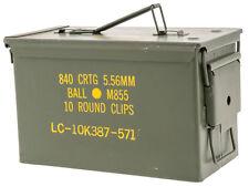 .50 caliber ammo can