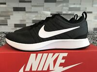 NEW Nike Dualtone Racer Mens 918227 002 BLACK / GREY Running Shoes Size 9