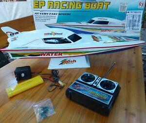 EP Racing Rennboot Speedboot bis zu 40 km/h