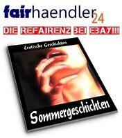 SOMMERGESCHICHTEN 32 erotische Stories eBook PDF Sexualität + Aktfotos GEIL PLR