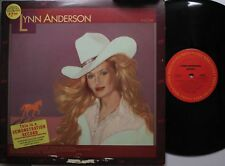 Country Promo Lp Lynn Anderson Encore On Columbia
