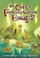 The Cats of Tanglewood Forest by Charles de Lint (2014, Paperback)
