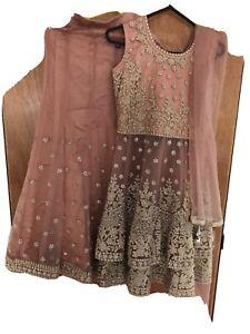 Asian Girls Wedding Dress Lehanga