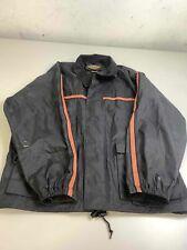 Men's Harley-Davidson Windbreaker Rain Gear Jacket Size M