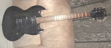ESP LTD VIPER-100FM Flame Electric Guitar