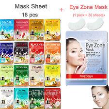 18 Pcs (16 2 Gift ) Facial Skin Care Mask Sheet Pack Essence Moisture Malie