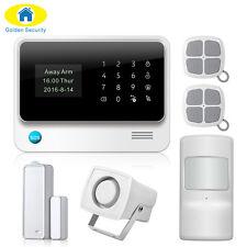 2017 G90B PLUS Wifi+GSM Wireless/Wired APP control DIY Home Burgla alarm system