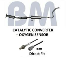 BM Catalysts Premium Catalytic Converter + Oxygen Lambda Sensor for Prius