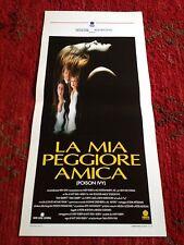 La Mia Peggior Amica locandina poster Poison Ivy Drew Barrymore