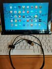 Samsung Galaxy 10.1 16gb ce0168 with keyboard and charger cord
