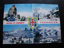 FRANCE - carte postale 1965 bourg-saint-maurice/courbaton (cy95) french