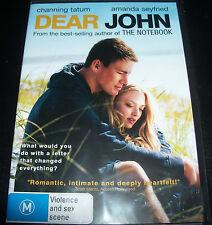 Dear John (Channing Tatum Amanda Seyfird)  (Australian Region 4) DVD - NEW