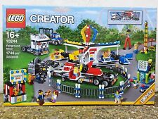 LEGO Creator 10244 Fête Foraine /  Fairground Mixer neuf