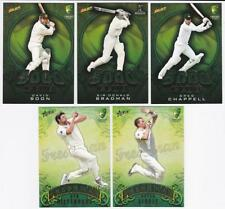 Single-Insert Select Cricket Trading Cards
