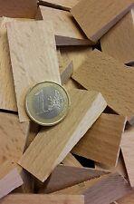 350 Holzkeile Hartholz Zubehör Montage Keile zur Verlegung v. Parkett & Laminat