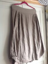 Ella Moda Linen Skirt - Size XL - New With Tags