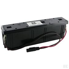 Toro Alko Rasenmäher Starterbatterie Blei Gel AKKU für Holmmontage 12 Volt