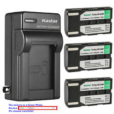 Kastar Battery AC Wall Charger for Samsung SB-LSM80 & Samsung SC-D353 Camcorder