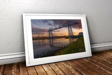 Middlesbrough Transporter Bridge - Fine Art Photography Print