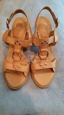 CREPE SOLE HEEL SANDALS BY A.N.A. WOMEN'S 9.5