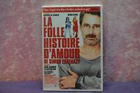 DVD LA FOLLE HISTOIRE D'AMOUR DE SIMON ESKENAZY NEUF SOUS BLISTER