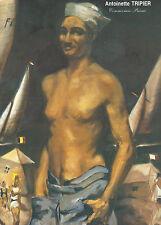 Catalogue de vente tableau Atelier peinture ECOLE BELGE - HENRI LE ROUX 1990