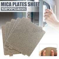 Replacement Microwave Oven Mica Wave Guide Cover Sheet 5pcs  For Home
