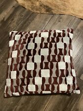 West Elm Contemporary Accent Pillow