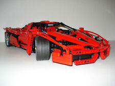 Technic ENZO 1:10 Supercar Car Model Building Block Construction Bricks