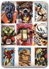 Marvel Comic Marvel Metal Switch plate Wall Cover Lighting Fixture SP756
