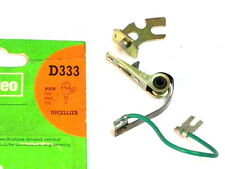 Autobianchi A112-Fiat 127-131-132-238-X1/9 contacts d'allumeur VALEO D333-618642