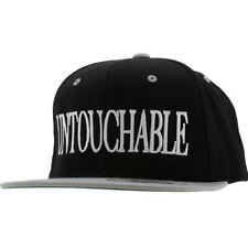 Sneaktip The Untouchables Starter Snapback Cap (black / grey)