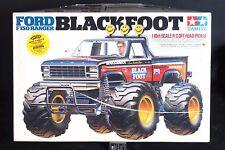 Vintage 1986 1/10 Tamiya Blackfoot RC Model 58058 RTR w/Controller *** Sale! ***