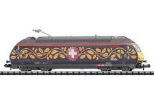 n scale locomotive Minitrix 12735 Elektrolokomotive Serie 460 SBB new in box