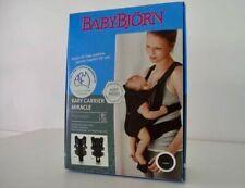 Porte-bébé BabyBjörn Miracle Airy Mesh